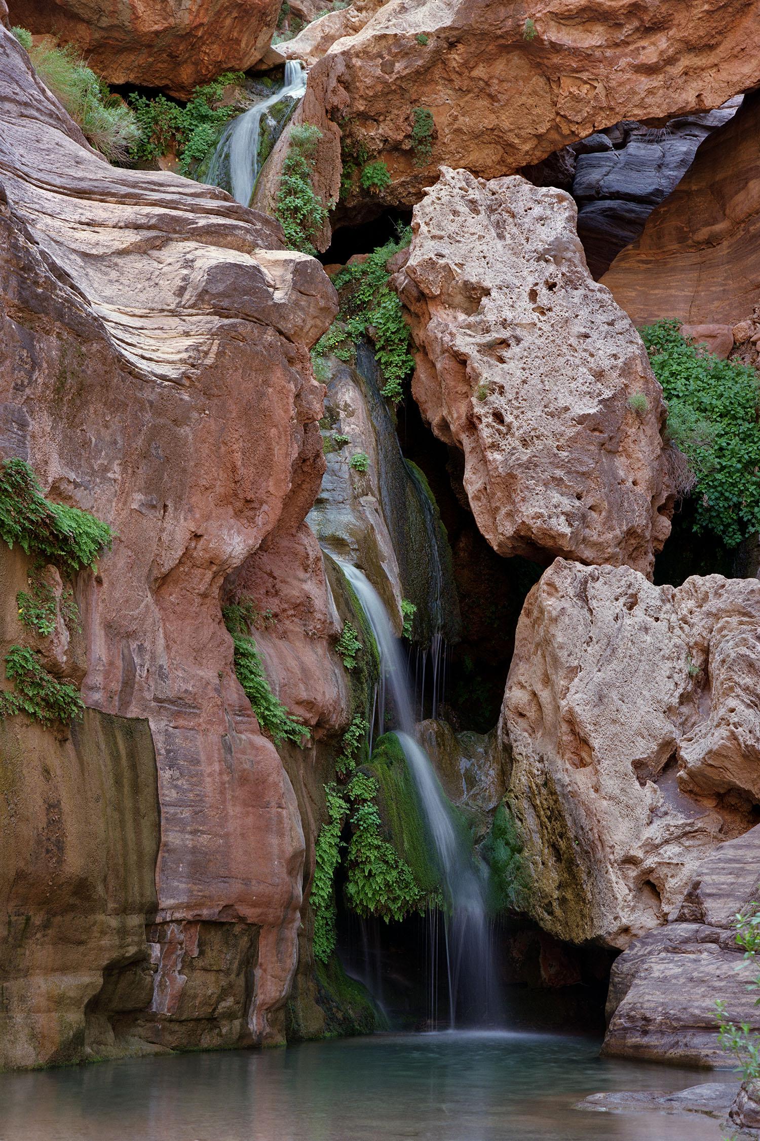Elves' Chasm Falls
