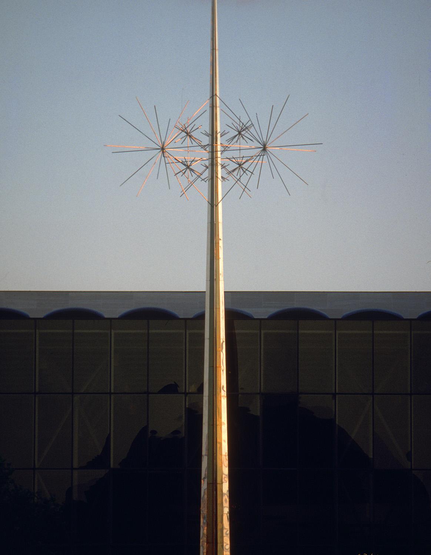 Air & Space Sculpture