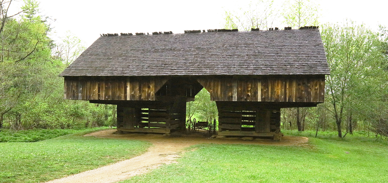 The Cantilever Barn