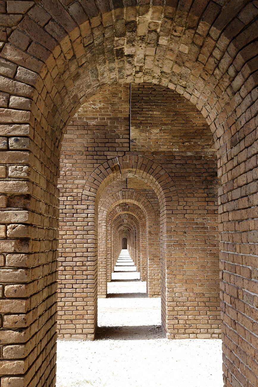 The Bricks of Fort Jefferson