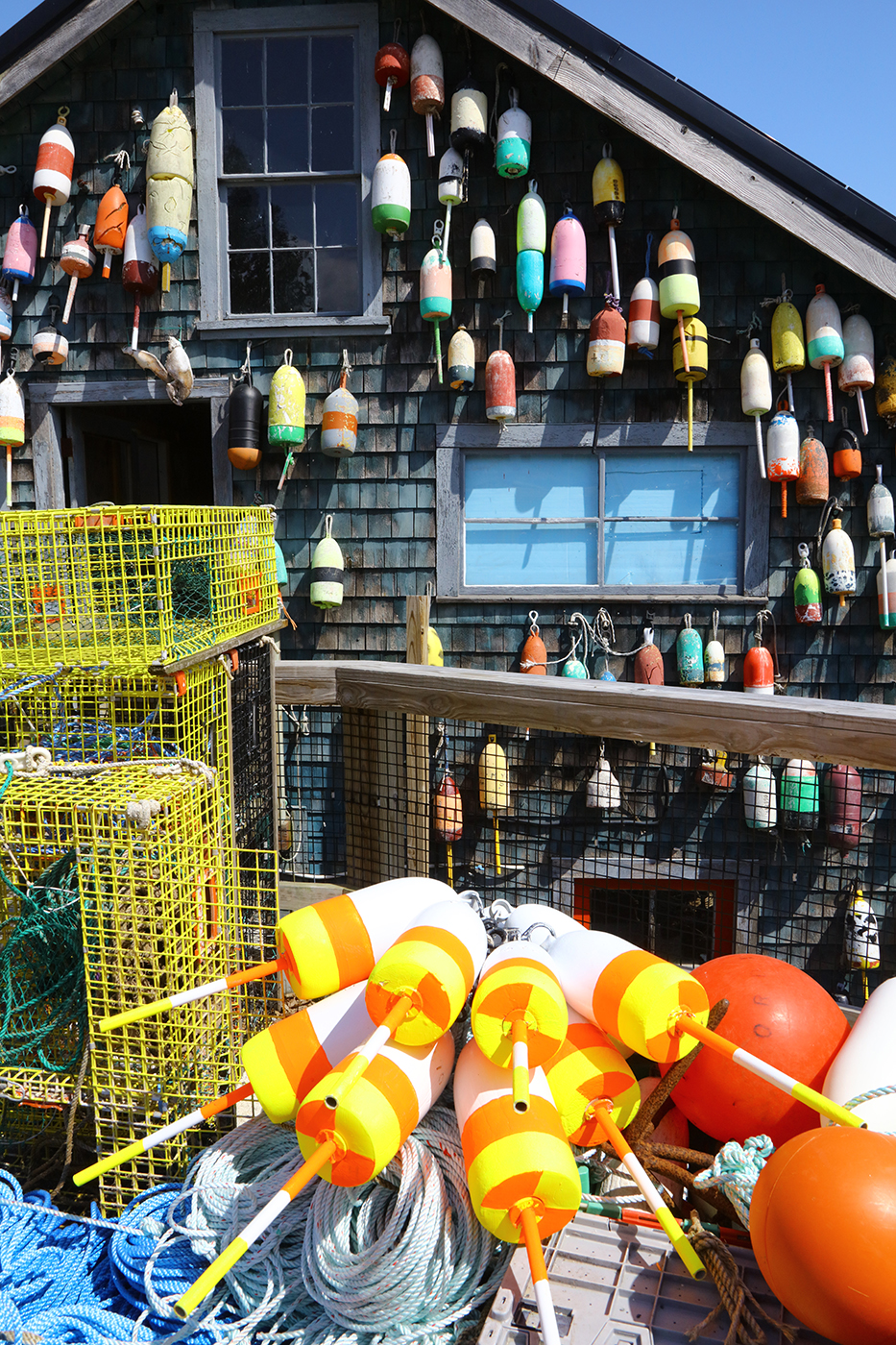 What Color are Your Buoys?