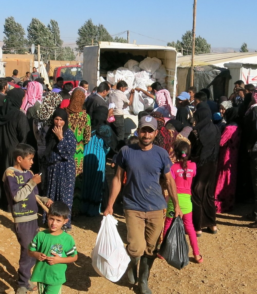 Call of Hope - Syrian Refugee Relief