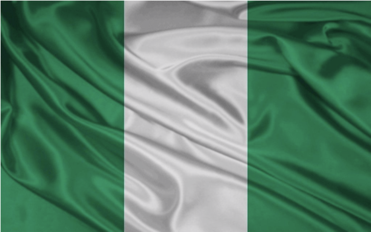 Call of Hope - Nigeria Flag