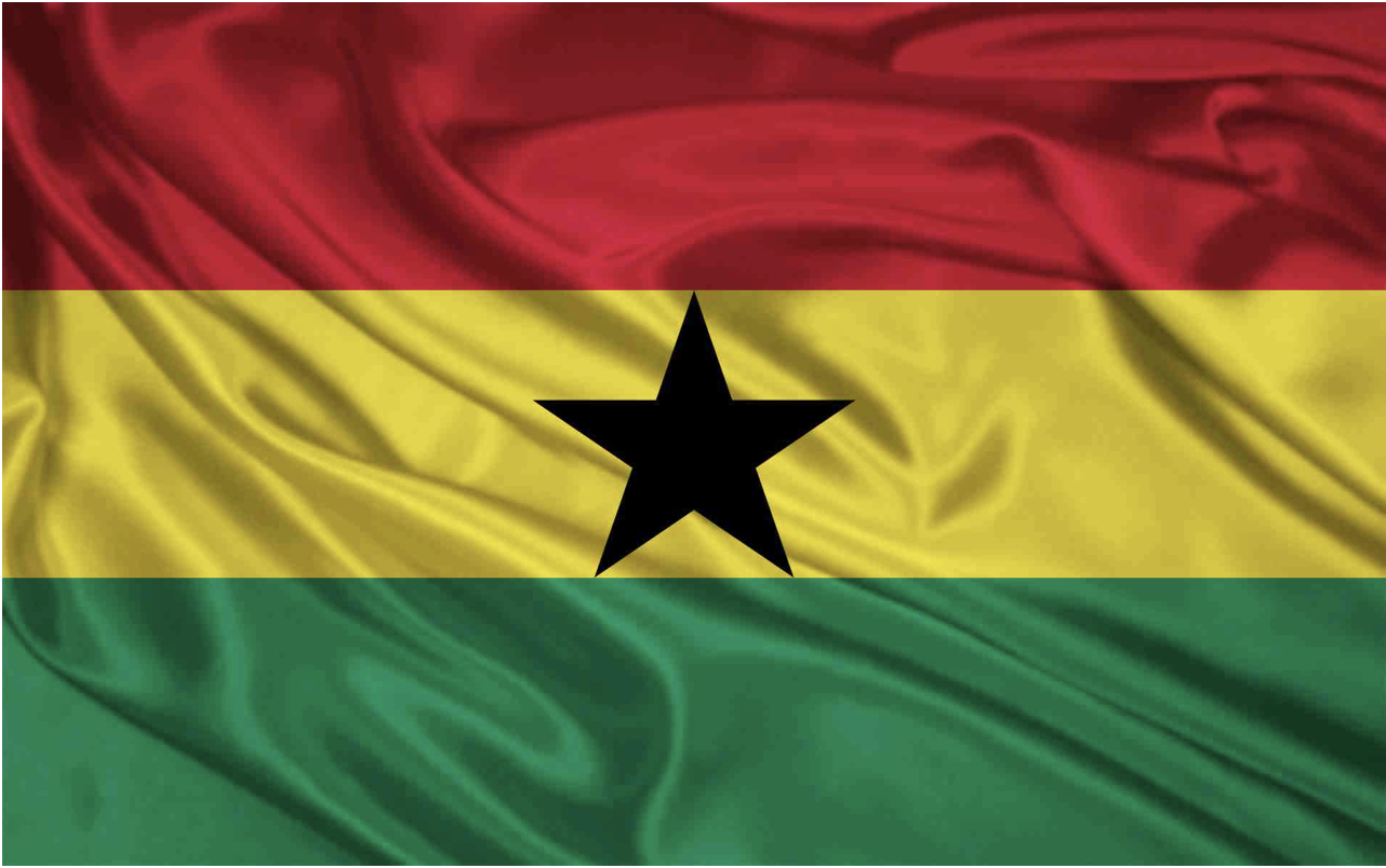 Call of Hope - Ghana Flag