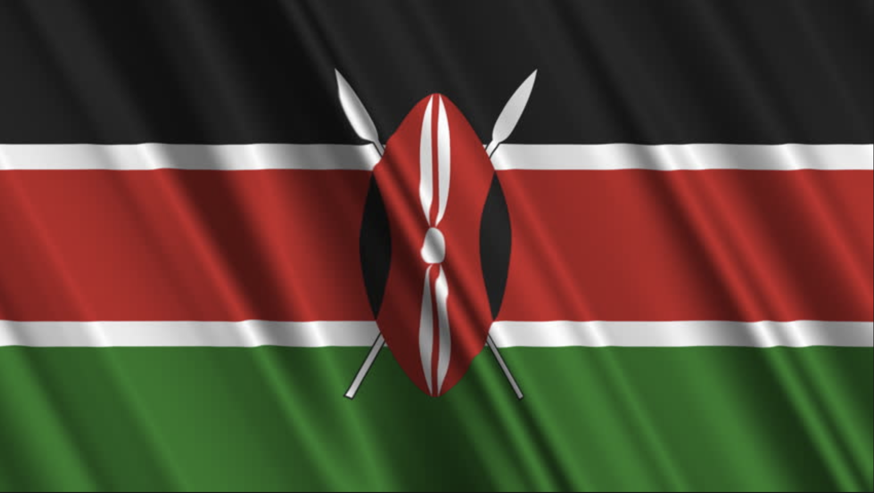 Call of Hope - Kenya Flag