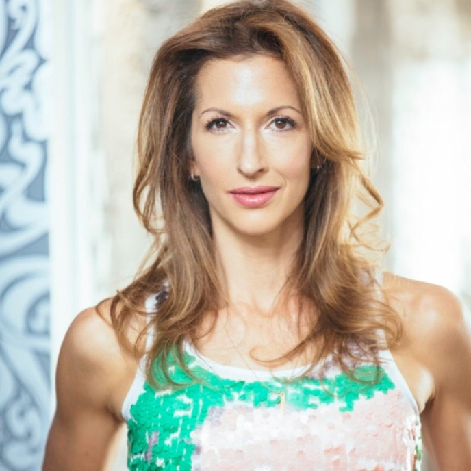 Alysia Reiner - Actress & Producer, Orange is the New Black
