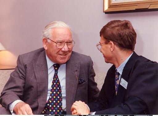 Lord King & Prof John Balmer