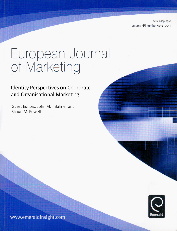 European Journal of Marketing (2011)