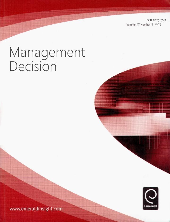 Management Decision (2009)