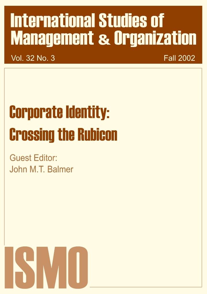 International Studies of Management & Organization (2002)