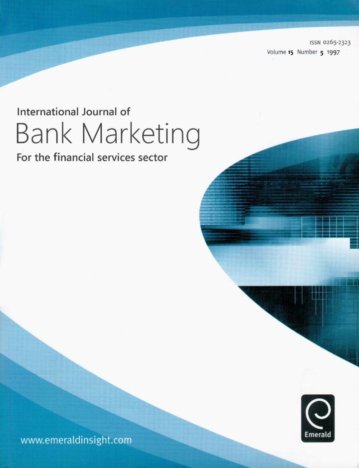 International Journal of Bank Marketing (1997)