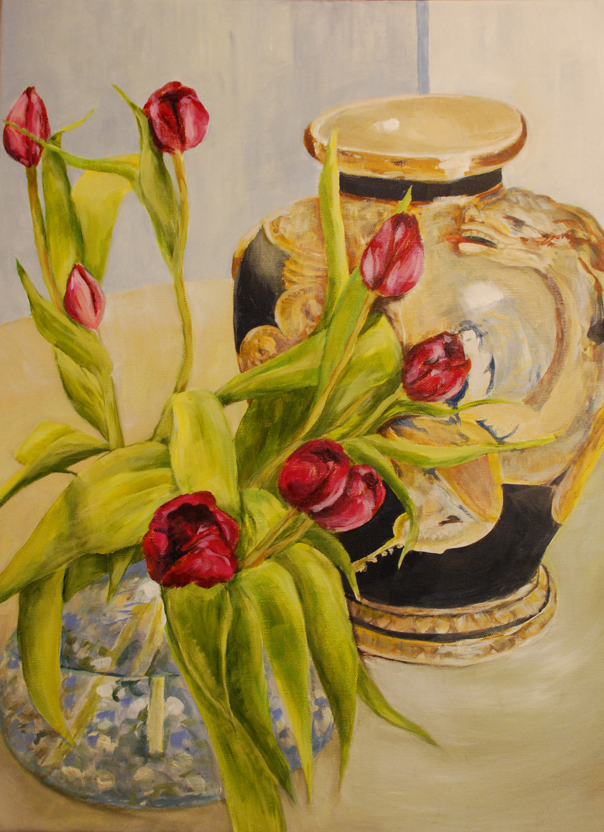 The Japanese Vase