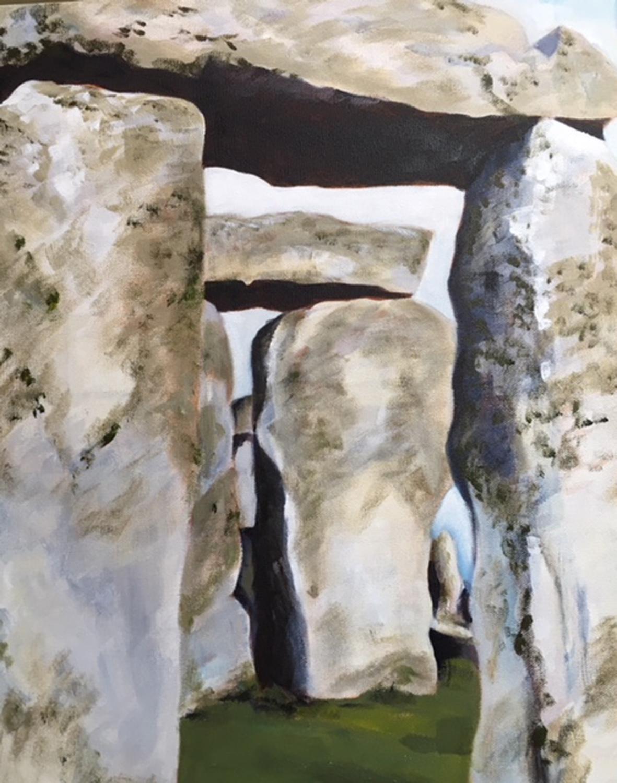 The Standing Stones, Stonehenge
