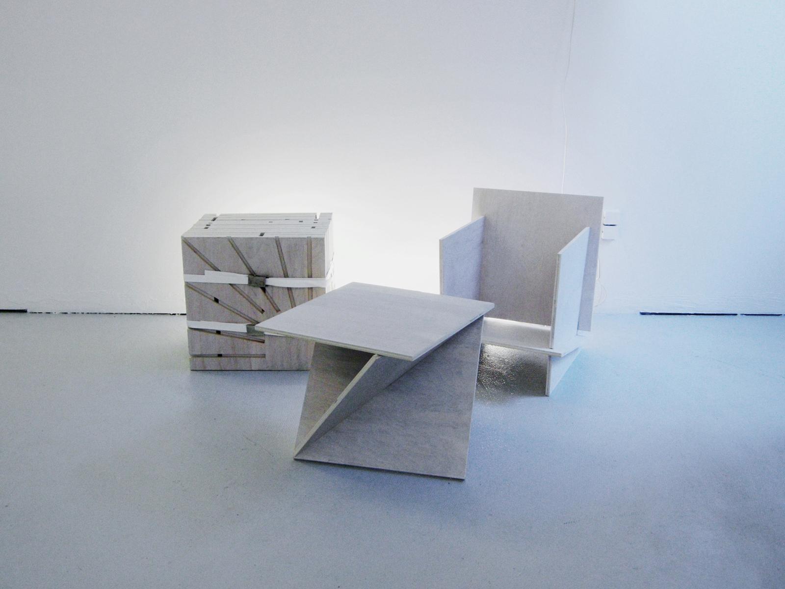 hART architecture exposition blanc
