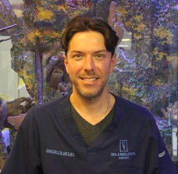 Dr. Giancarlo Bland, DMD