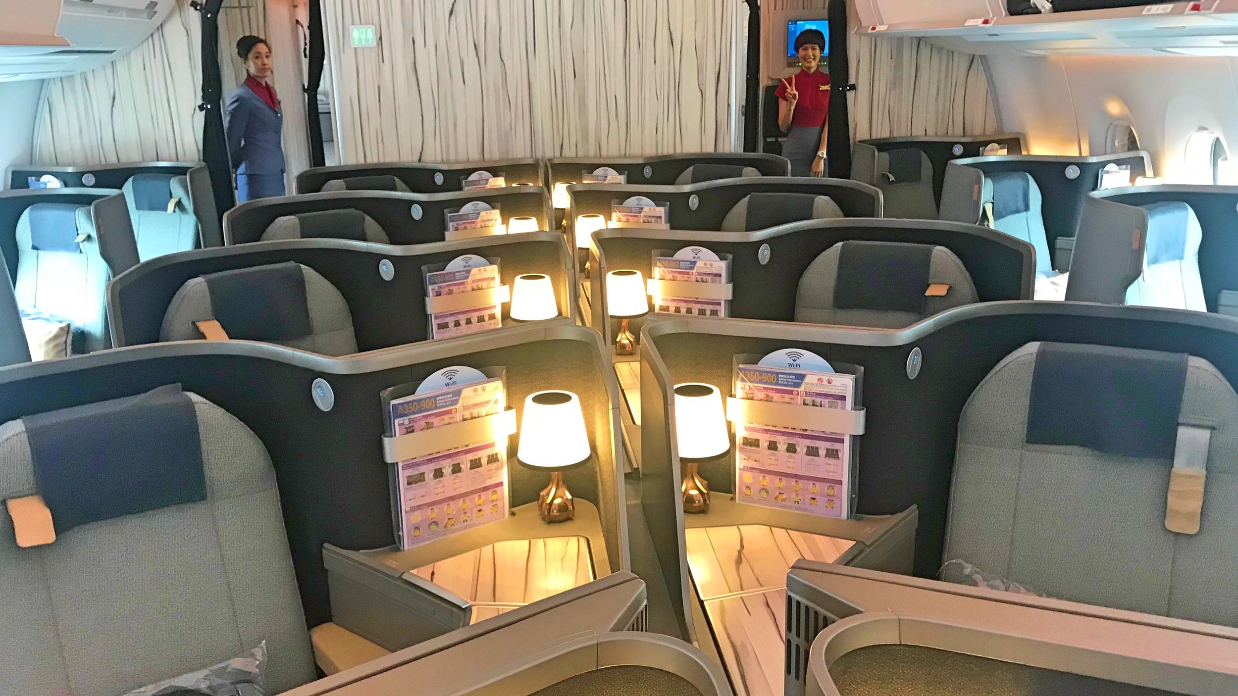 Video: Flight Report ATH-JFK Delta Economy Comfort Plus A330
