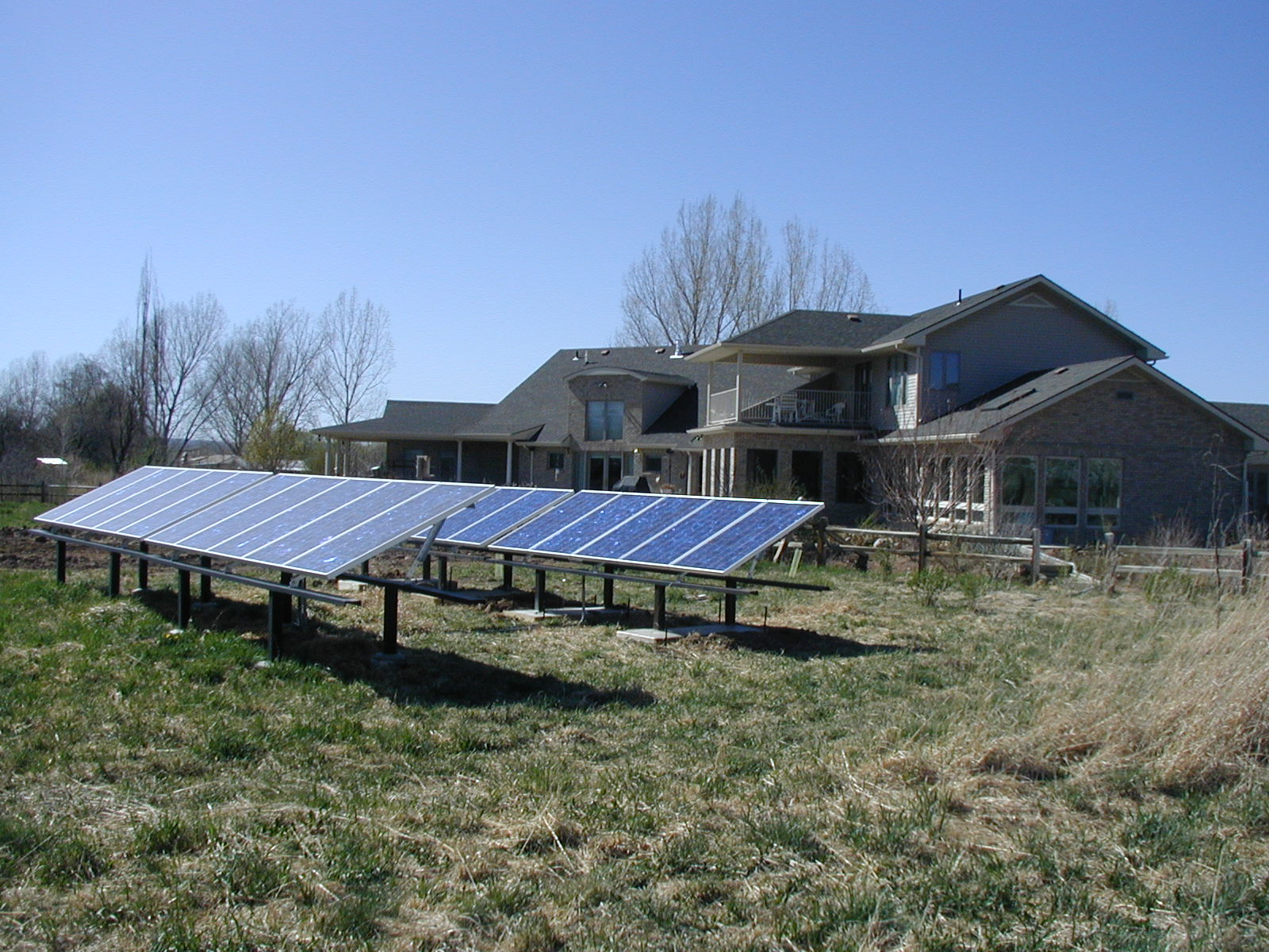 Ground Mounted Solar Montrose Colorado