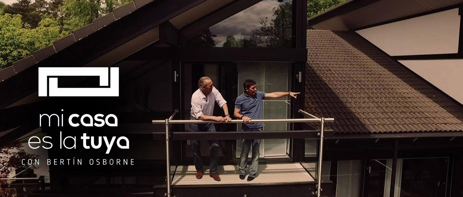 Antonio Banderas 'Mi Casa' (TV Factual)