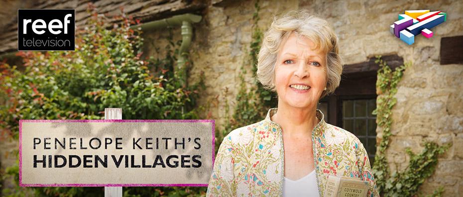 'Penelope Keith's Hidden Villages' (Factual TV)