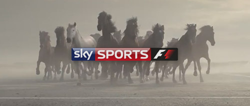 Sky Sports F1 (TV Commercial)