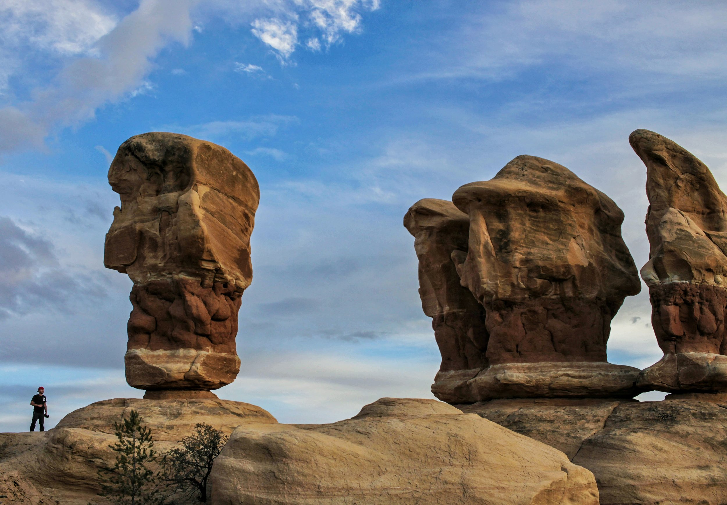 Some of Utah's Greatest gems like Escelante, Monument Valley & Dead Horse Point are all Monuments or State Parks.