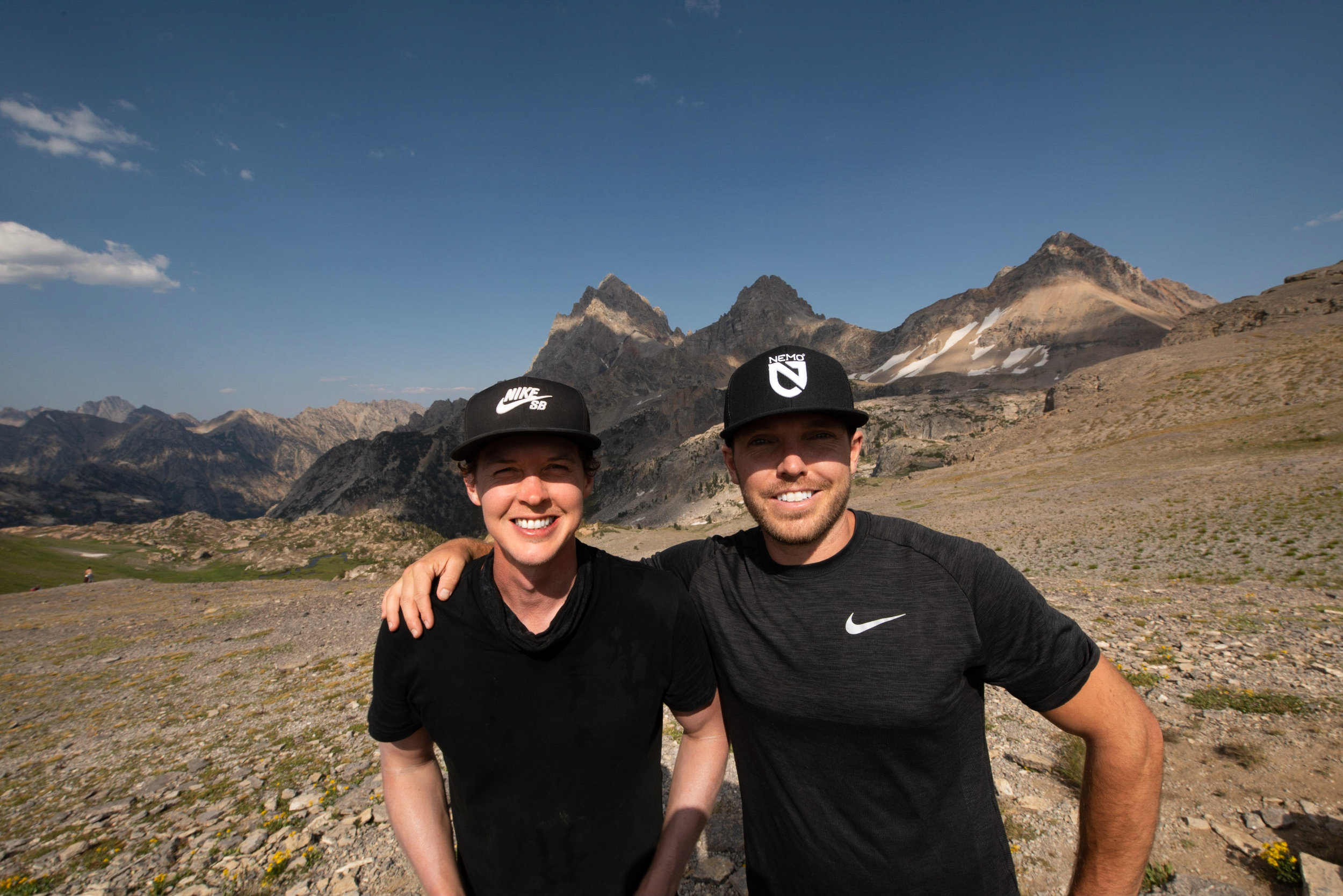 Teton Crest Trail, Wyoming with Nick Reedy