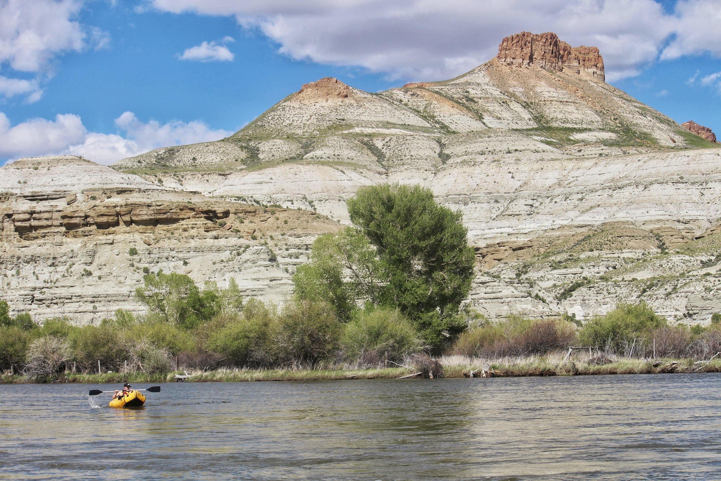2017 Green River Wyoming Launch