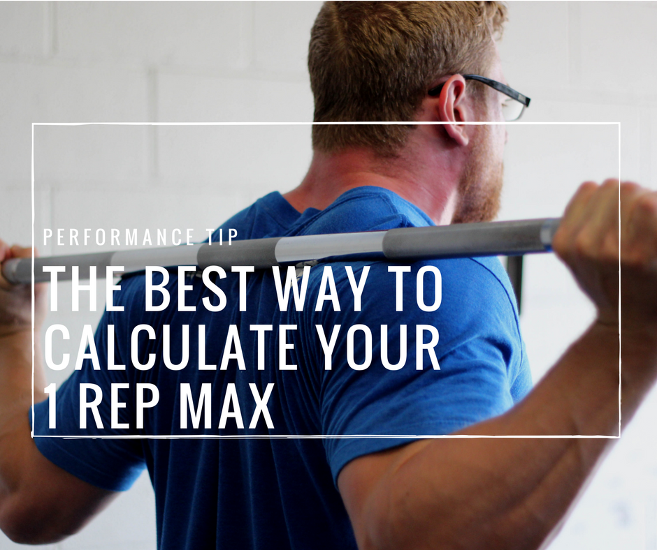 The best way to calculate 1 rep max   weight lifting workouts muscle building   weight lifting plan   PR Coaching Toronto