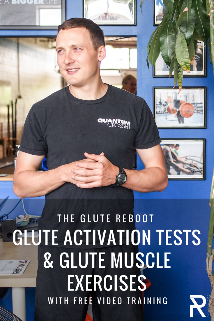 Glute Activation Tests & Glute Muscle Exercises | Glute exercises for women | Glute exercises for men | Workout Tips | Tips For Coaches | PR Coaching
