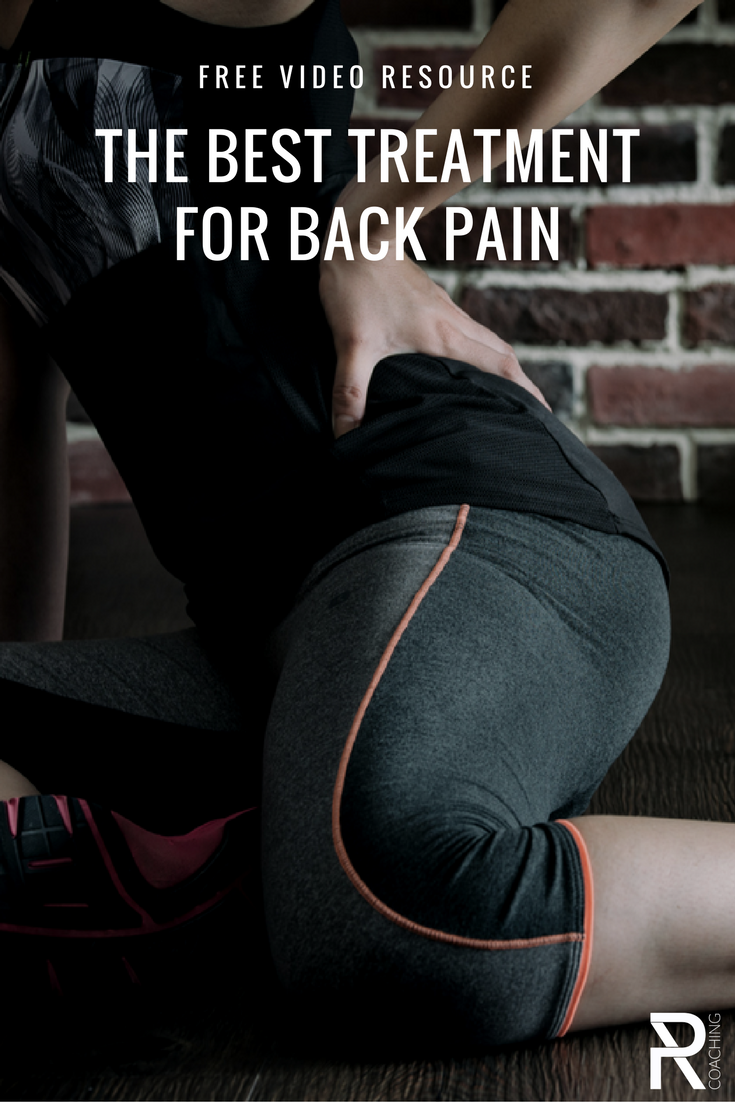 The best treatment for back pain | back pain relief | back pain exercises | lower back pain stretches | how to get rid of back pain | PR Coaching