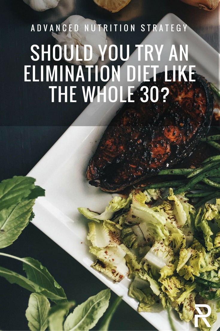 Should You Try An Elimination Diet Like The Whole 30? | Whole 30 challenge | Whole 30 diet | What Is Whole 30? | PR Coaching