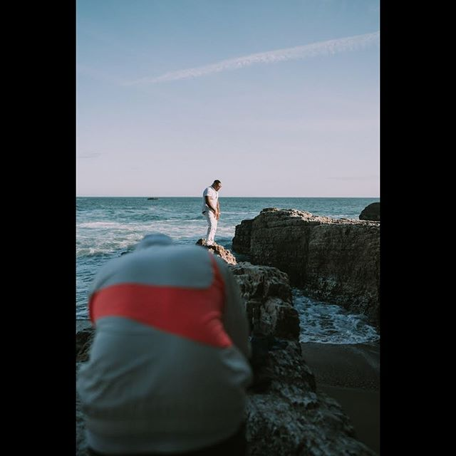 Where I clear my thoughts 🌊. . . . @sneaker_erday 📷 . . . #santacruz #film #filmmaker #sanjose #bts #behindthescenes #productioncompany #cinematography #cinematographer #videography #videographer #pictureoftheday #multidiscipline