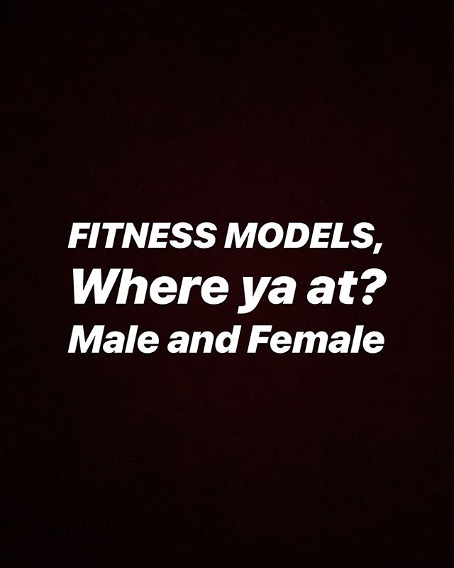 Tag somebody from the Bay Area! Final casting for fit models, males and females. Would love to support local talent before we cast a wider net. We need and want diversity! Shoot is this Saturday, 12pm to 4pm. This will be an opportunity to get some dope content and to be a part of an award winning production company's project! @byanymedianecessary @directormarlo 🎥 . . . #sanjose #bayarea #models #fitness #fitmodels #filmdirector #productioncompany #bamn #bamnsquad