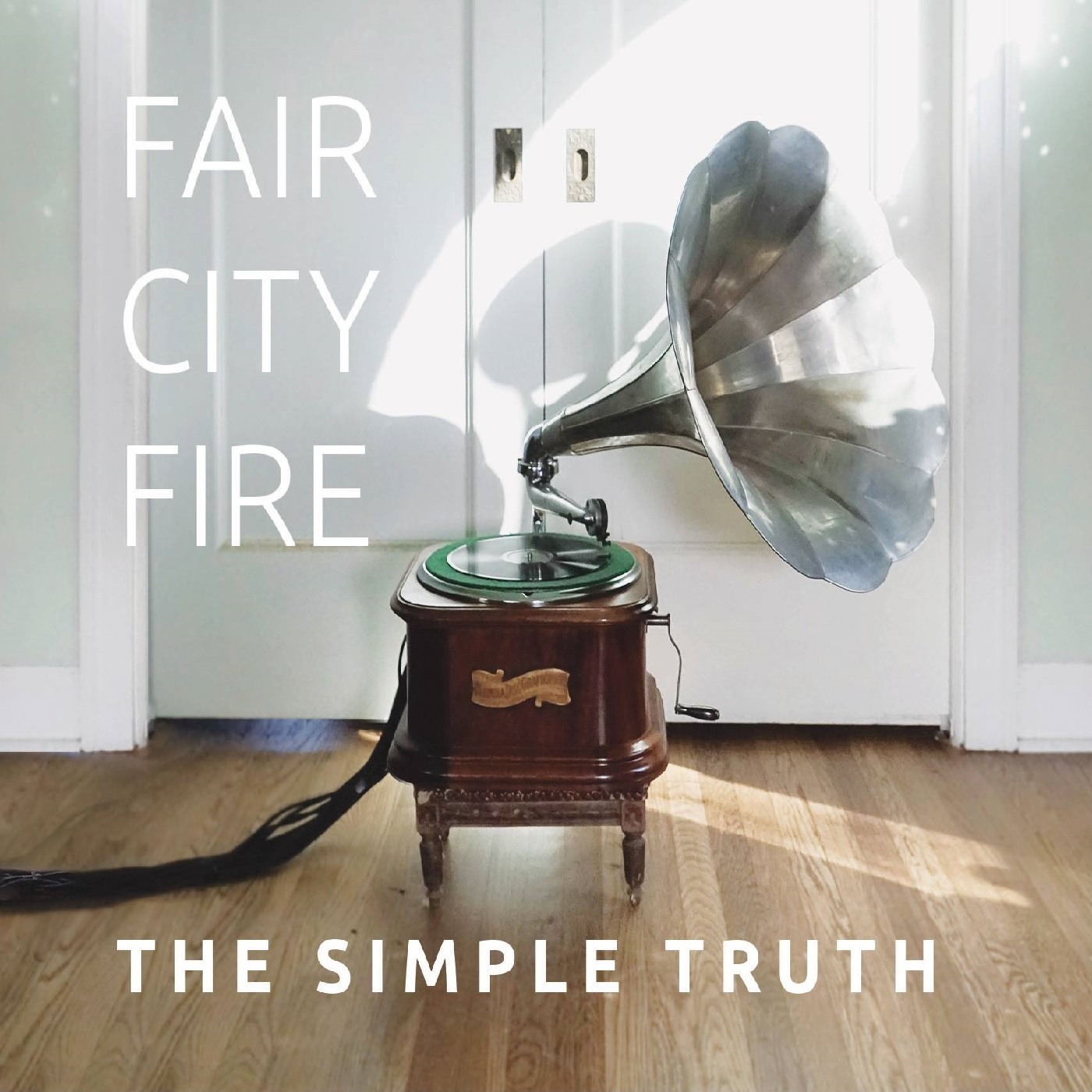 The Simple Truth Album Cover- Designed by Dos Mundos Creative- Location- Immortal Performance in Austin, Texas (yes that still works!!)
