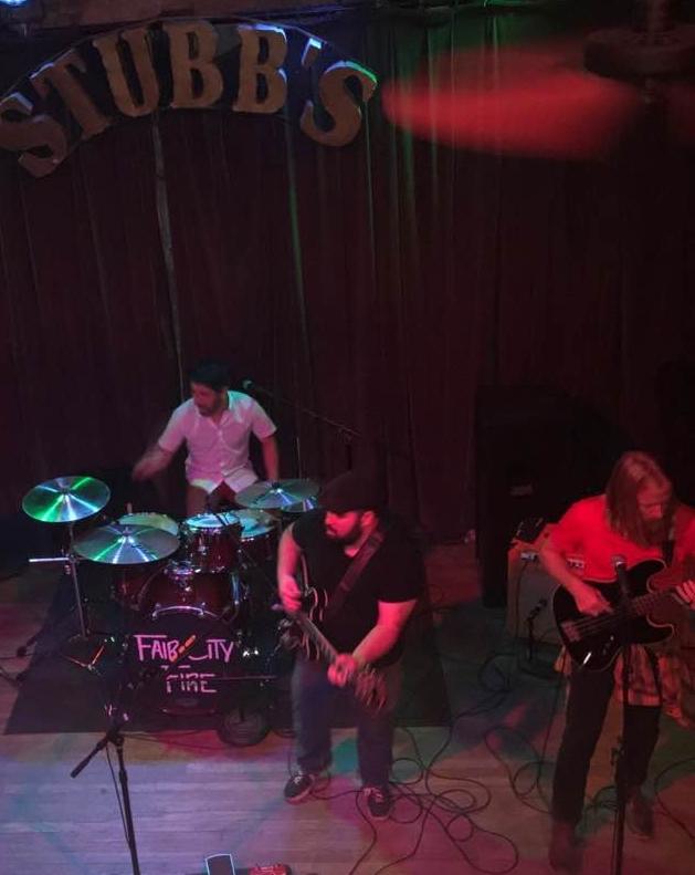 Radio Attack Tour Sendoff Show at Stubbs!