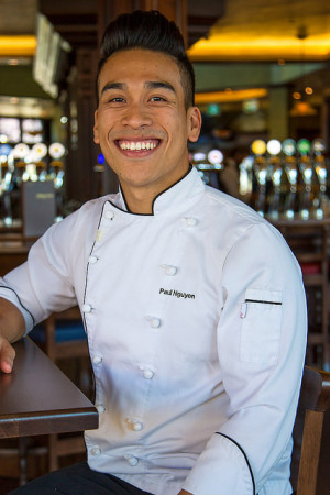 Executive Chef Paul Nguyen