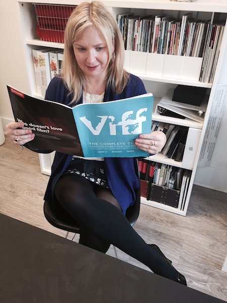 Lorna Reads VIFF Guide