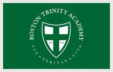 Boston Trinity Academy                      More>>>    Year Established: 2002  Location: Boston, MA  Type of School: Private HS. CO-ED   Grades: 6-12  Average Class Size: 14