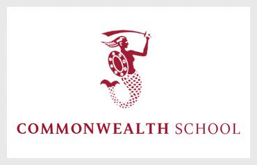 Commonwealth School                       More>>>     Year Established: 1957   Location: Boston, MA  Type of School: Private HS. CO-ED   Grades: 9-12  Average Class Size: 12