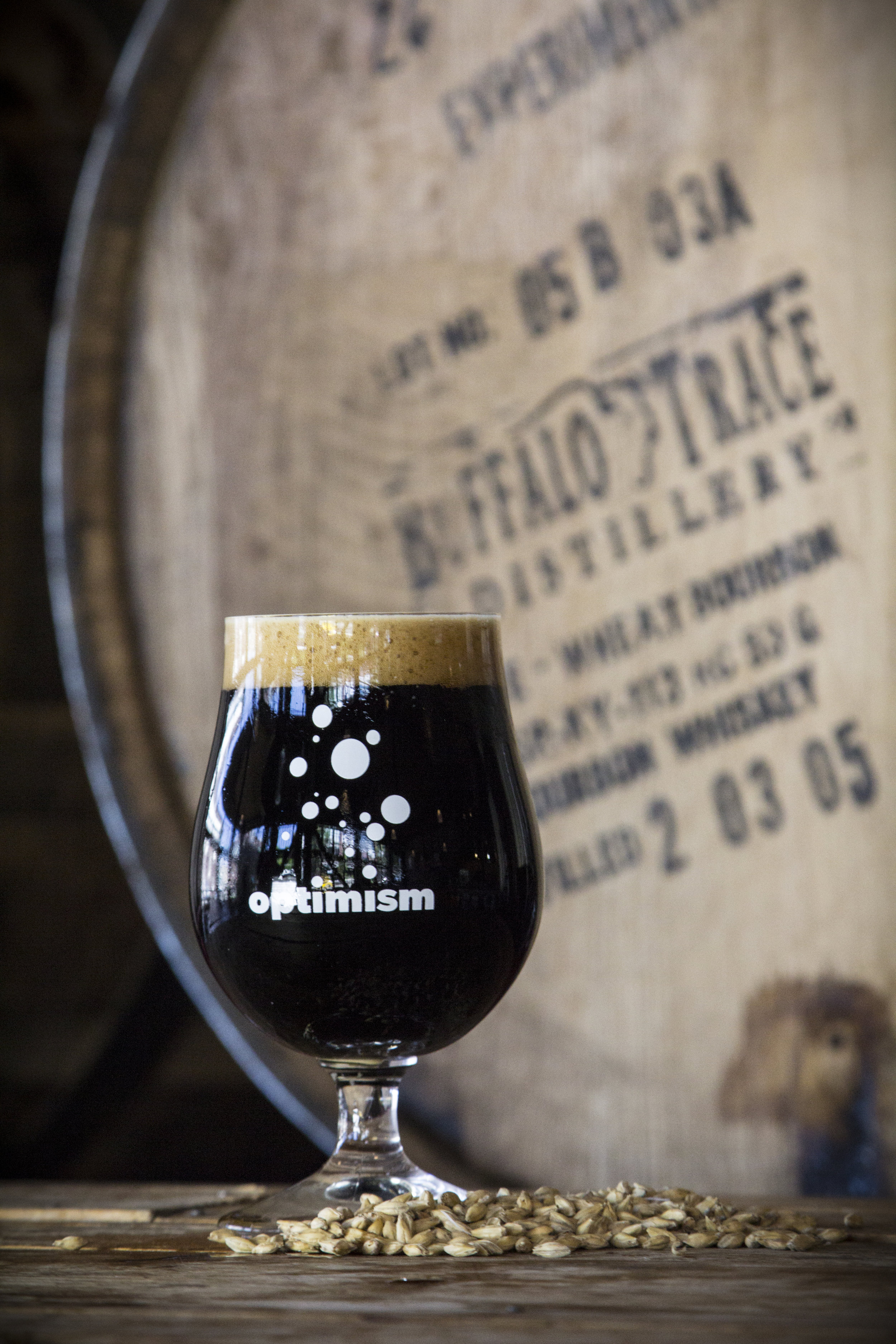 Bourbon Barrel-Aged ...Before the Dawn