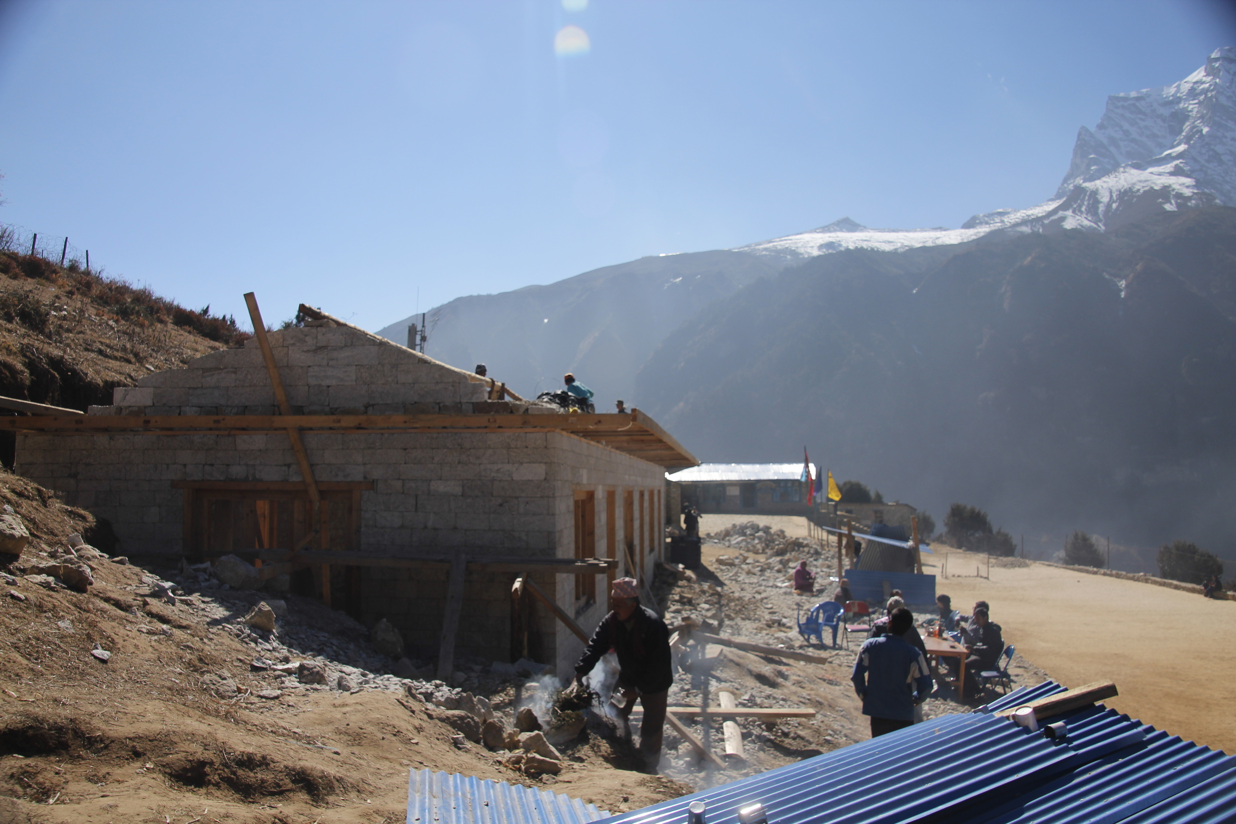 Shree Himalaya School Build