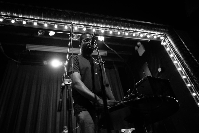 Babatunde Adebimpe : Higgins Black Magic Waterproof Band