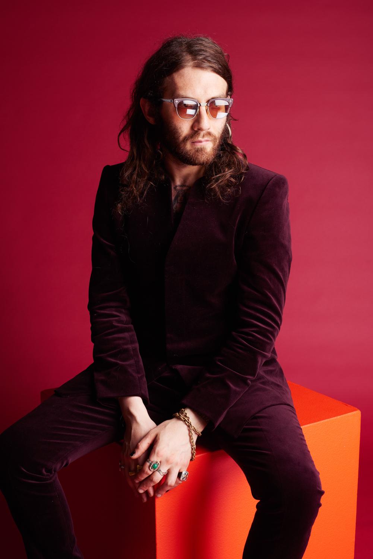 Jared Samuel : Invisible Familiars