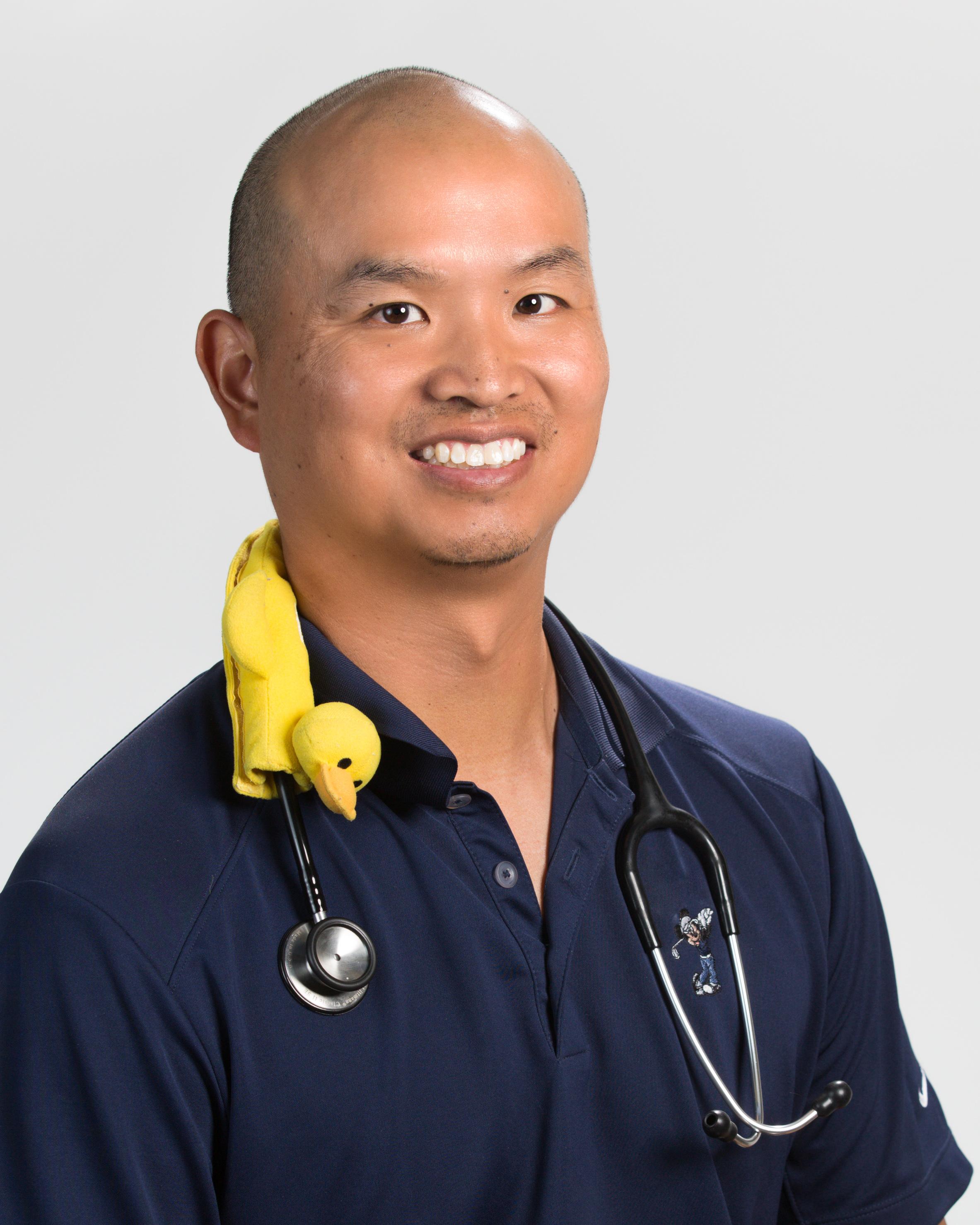 Meet Dr. Yen
