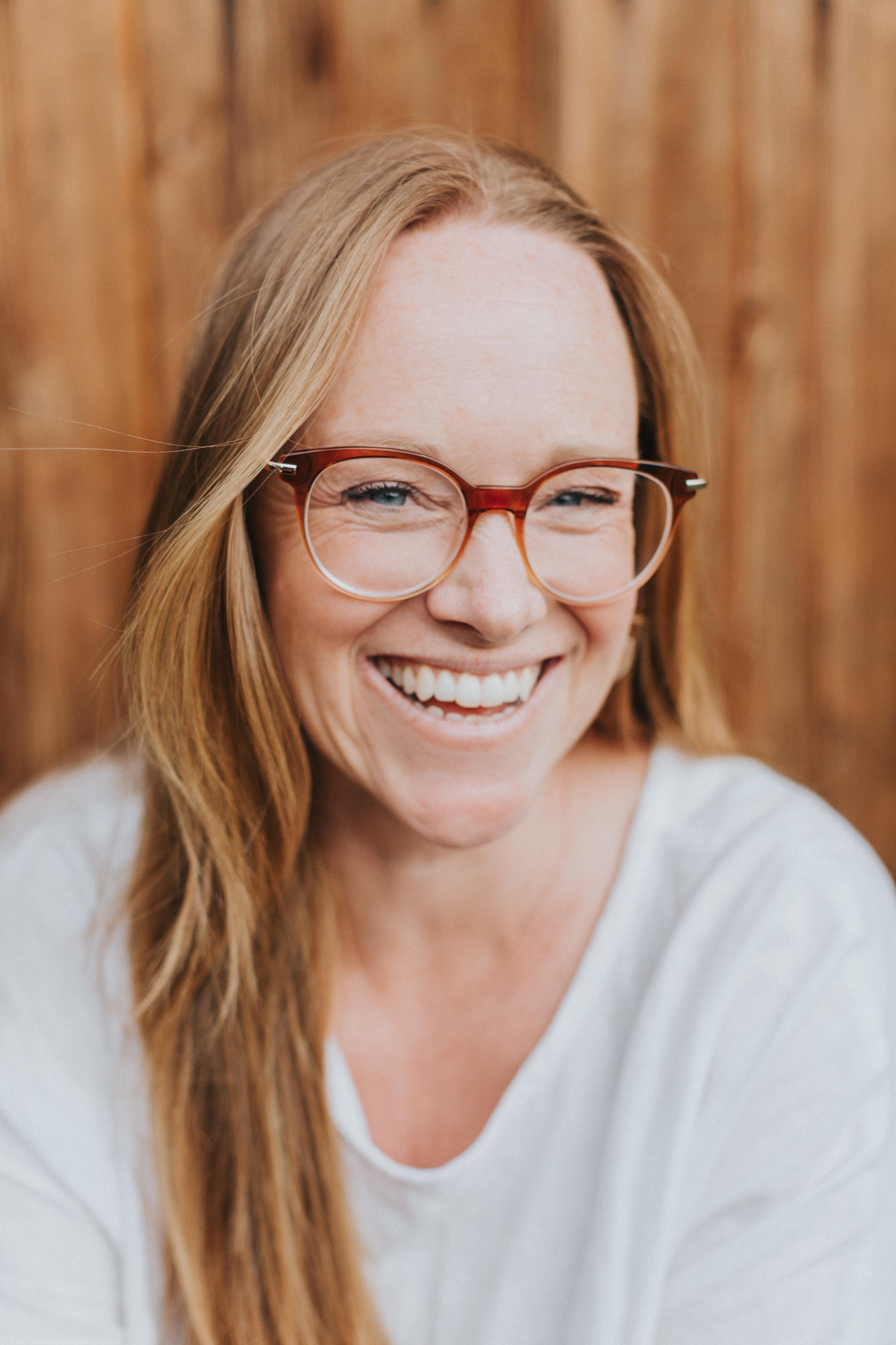 Katie Jameson - Outreach Director