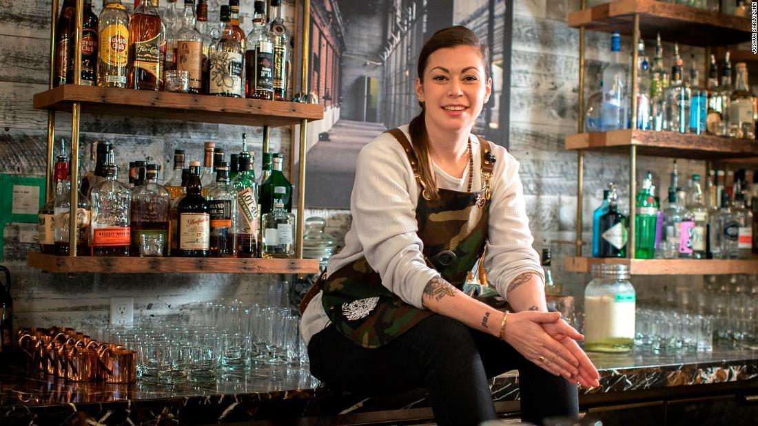 Kaitlyn Stewart, Bar Manager