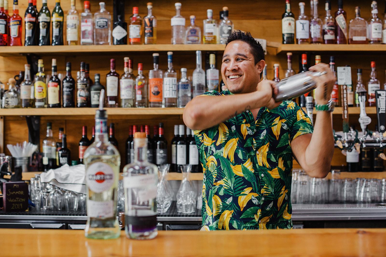 Matthew Benevoli, Bar Manager