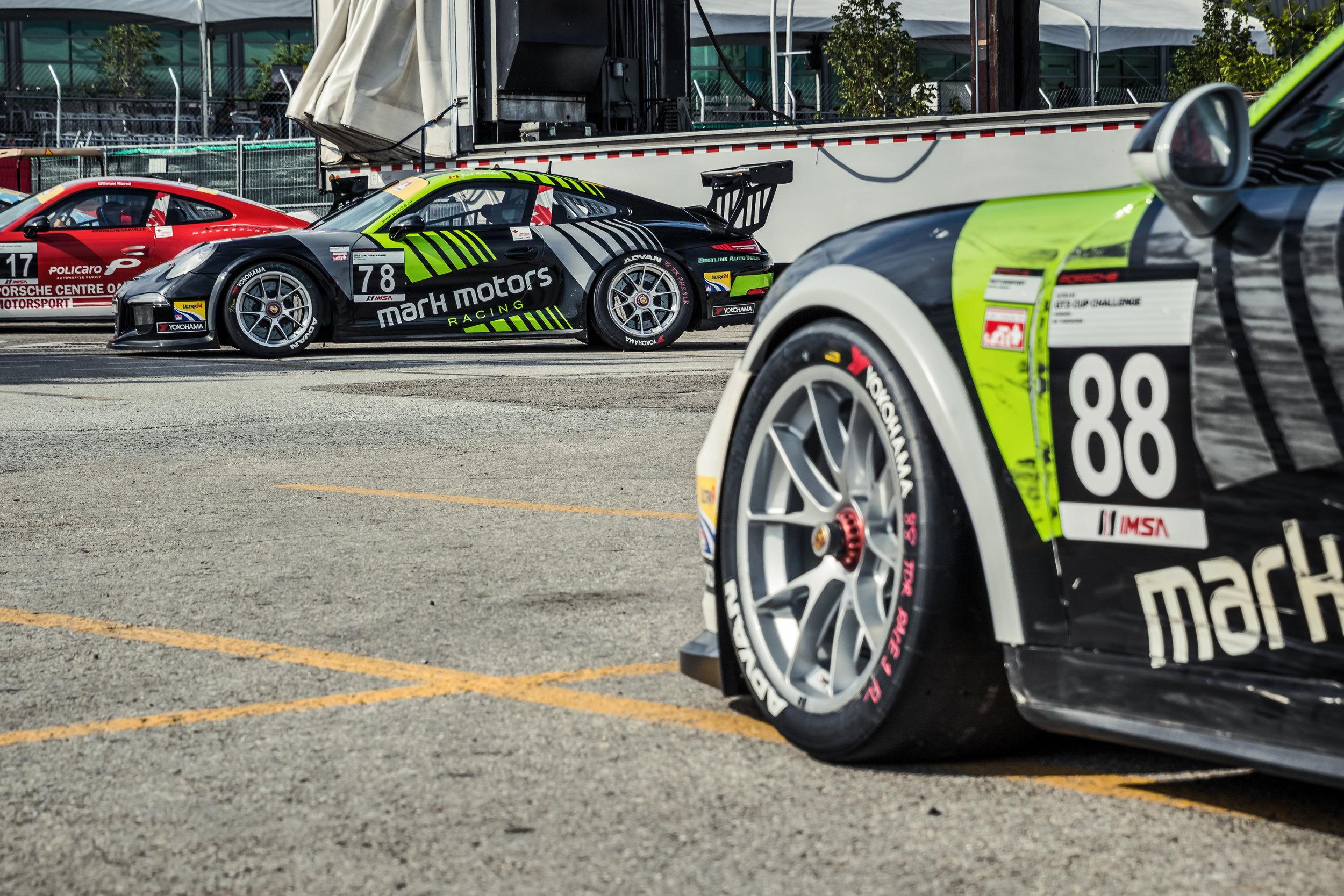 IMSA Porsche GT3 Cup - Honda Indy Toronto 2016-.jpg