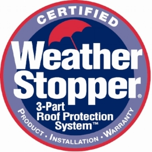 Every roof installation will come with a GAF Weather Stopper Systems Plus warranty.