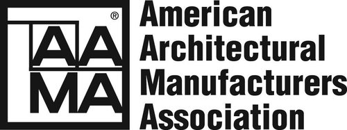 We are proud members of the American Architectural Manufacturers Association, specializing in their Installation Masters program.